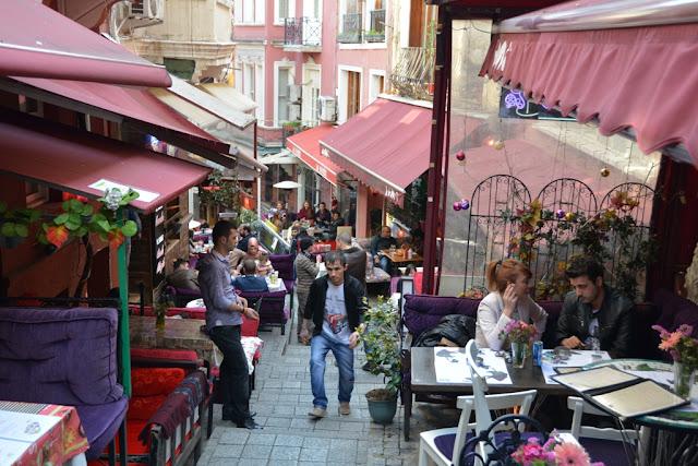 Fransiz Sokak Istanbul