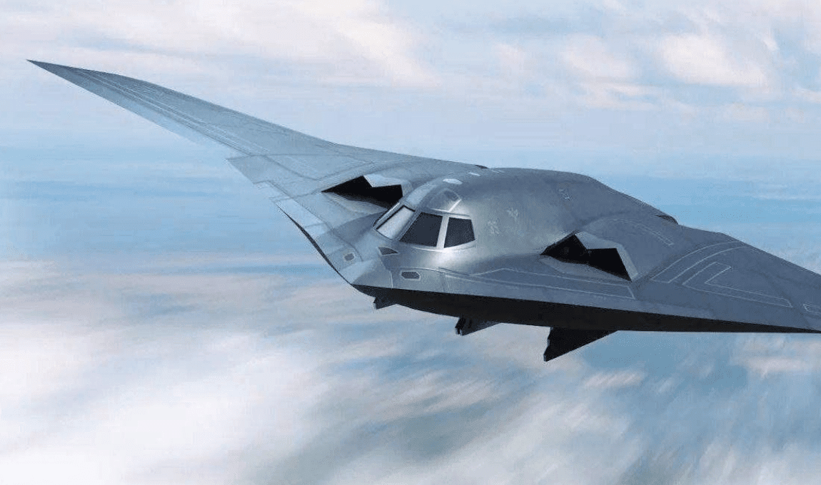 China New Stealth Bomber: Xian H-20
