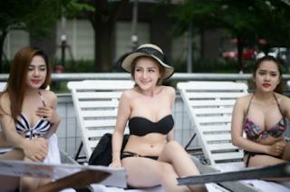 Hot girl mì gõ Uyên Hoàng (DJ Na)