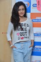 Cute Actress Misti Chakravarthi at Babu Baga Busy Team at Radio City ~  Exclusive 8th April 2017 050.JPG