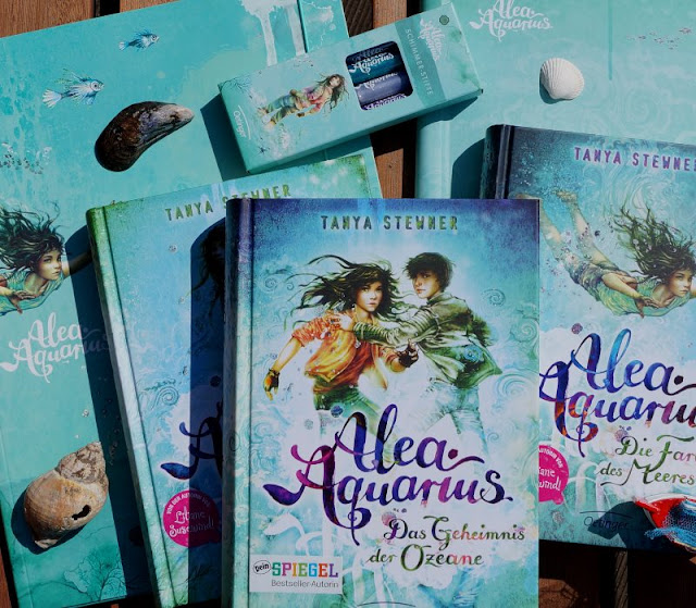 Alea Aquarius: Das Geheimnis der Ozeane (Buchrezension + Verlosung): Band 3 der spannenden Meermädchen Saga von Tanya Stewner. Der dritte Band der tollen Kinderbuch-Serie ist erschienen!
