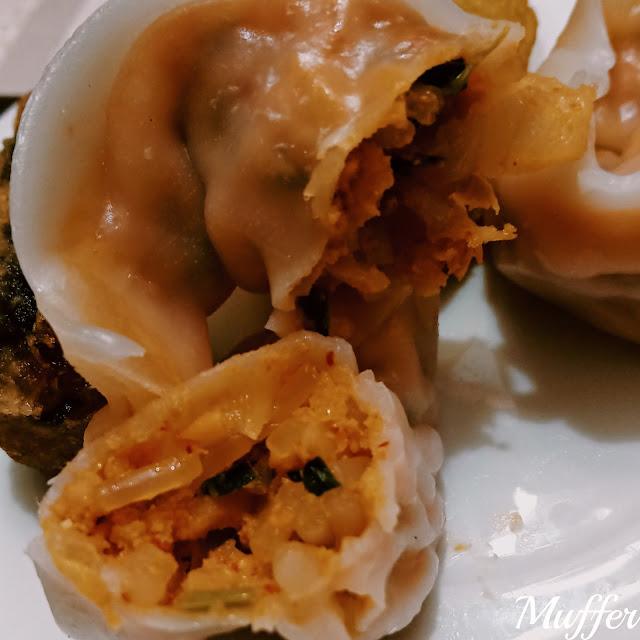 Misoya - Mandú de Kimchi