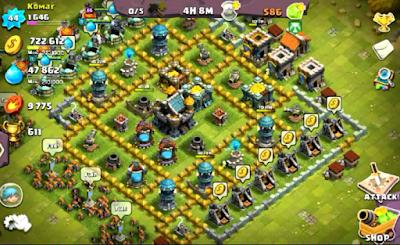 Clash of Lord 2 Mod Apk