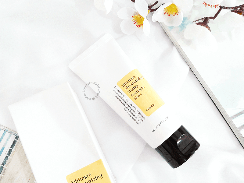 review-cosrx-ultimate-moisturizing-honey-overnight-mask