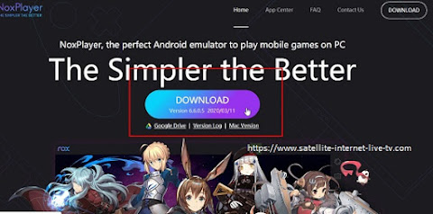 Nox player android emulator step by step installation guide from A-Z for beginners-1