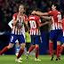 Com gol de Filipe Luis, Atlético de Madrid vence e pressiona Barça
