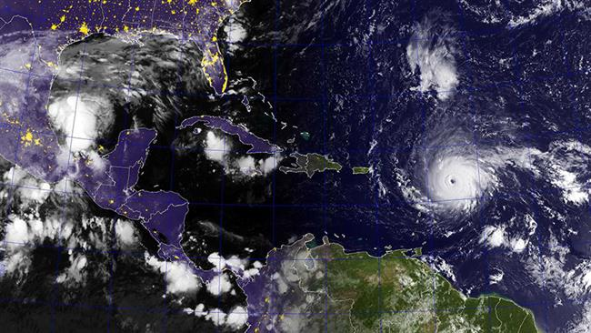 US Navy evacuating 5,000 from Florida air base as it prepares for Hurricane Irma