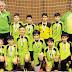 FUTSAL - Benjamins de Miro ganham a Taça da Associação Futebol de Coimbra