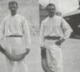 primeros medallistas españoles