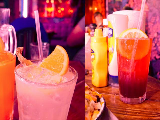 dry cocktails at MEATLiquor, Brighton
