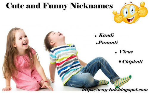 Cute And Funny Nicknames for Friends & Family Members