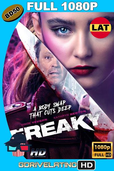 Freaky: Este Cuerpo Está Para Matar (2020) BD50 FULL 1080p Latino-Ingles ISO