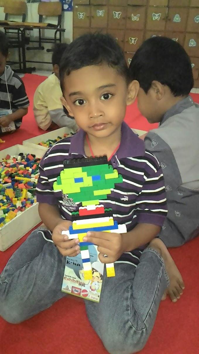 Mengambil Manfaat Saat Bermain Lego
