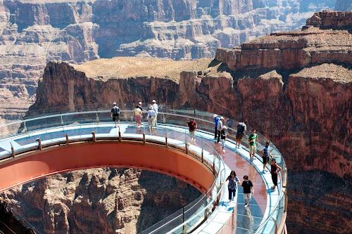 Mirante Skywalk - Grand Canyon