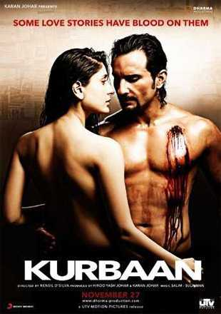 Kurbaan 2009 Full Hindi Movie Download BRRip 720p