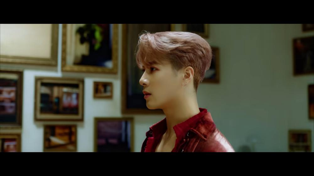 GOT7's Jackson Gives Sharp Gaze on 'Last Piece' Comeback Teaser