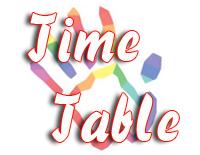 Adikavi Nannaya University Time Table 2020