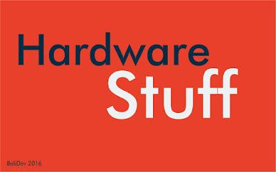 balidev2016 hardware stuff