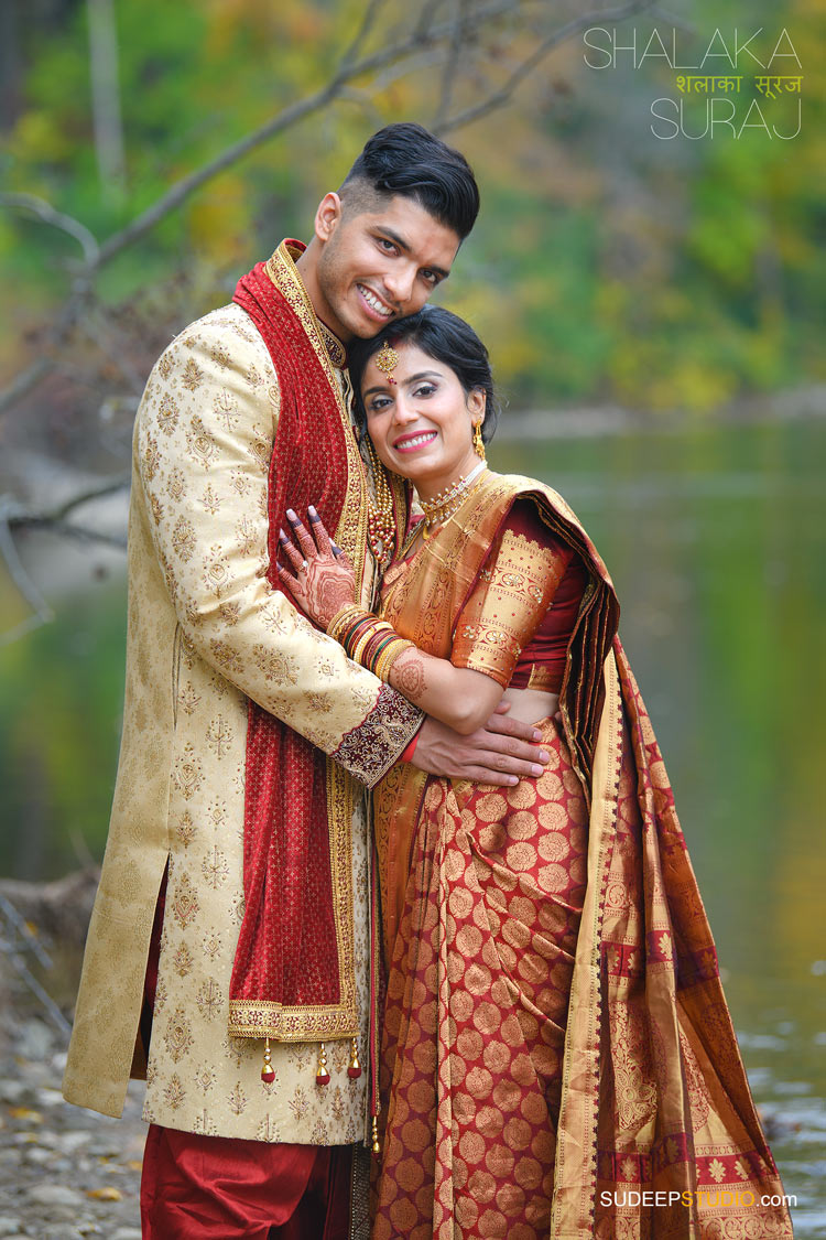 Indian Wedding Photography at Ann Arbor Farm by SudeepStudio.com Ann Arbor South Asian Indian Wedding Photographer