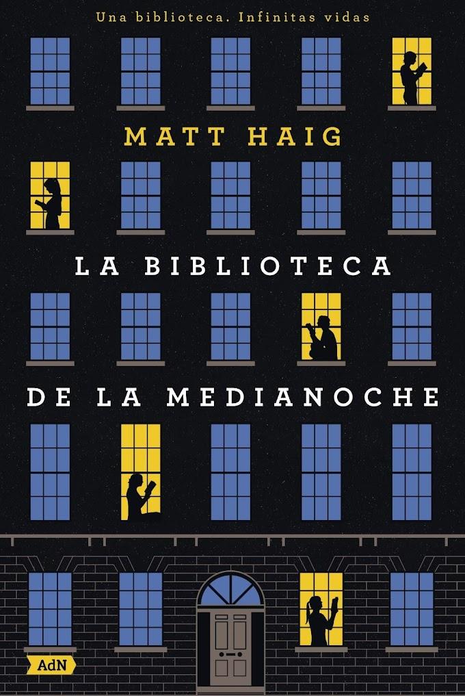 La biblioteca de la medianoche - Matt Haig