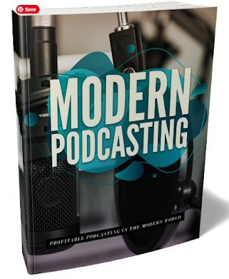 Modern Podcasting: Profitable Podcasting In The Modern World By Richard Kemmett