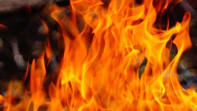 खनियाधाना में कपूर ने खुद को आग लगाकर आत्महत्या कर ली - khaniyadhana News