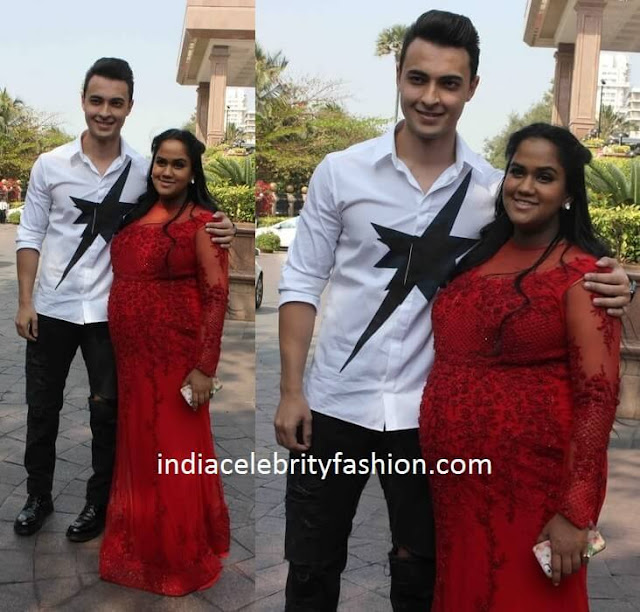 Arpita Khan Sharma at her Baby Shower