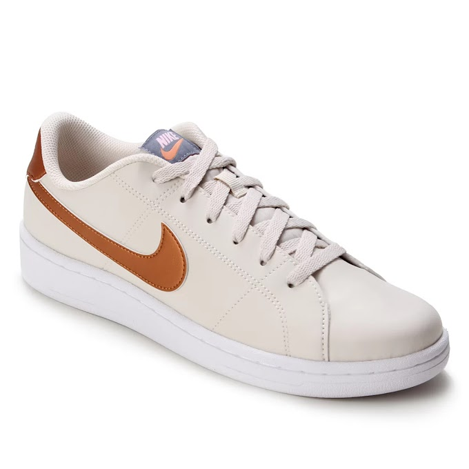 Tênis Nike Court Royale 2 Feminino - Bege