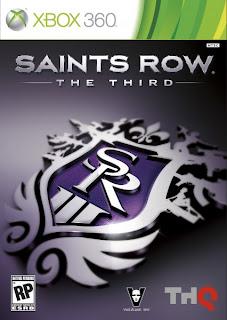 Saints Row The Third (X-BOX360) 2011
