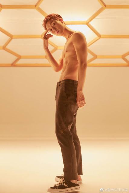 Zhang Yixing Lay body
