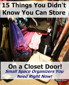 5 things you didnt know you can store on the back of a bedroom closet door