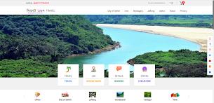 E-commerce Template blogger Sylhett ravel 0