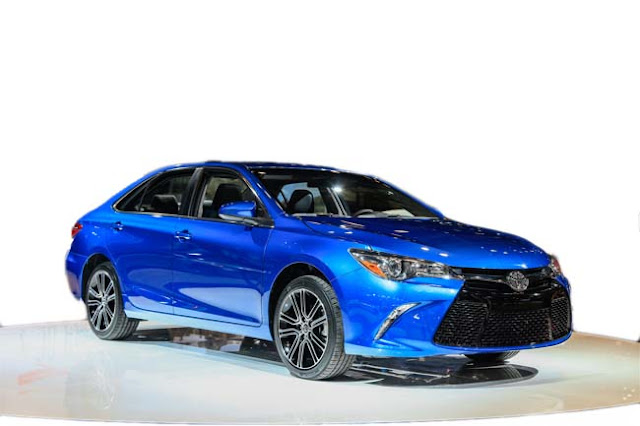 2017 Toyota Camry Special Edition Release Date