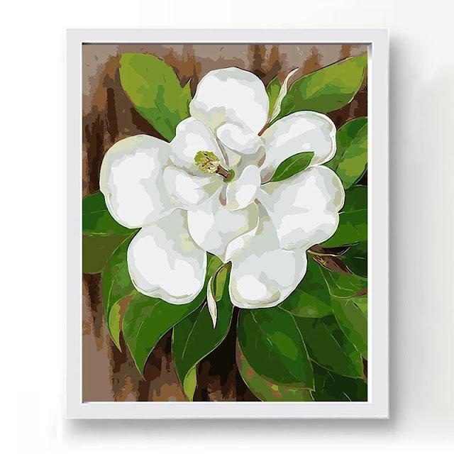 Tranh son dau so hoa tai Thuy Phuong