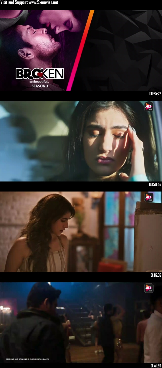 Broken But Beautiful S03 Hindi Complete 720p 480p WEB-DL 2.1GB