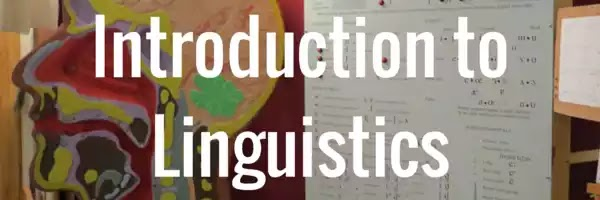 introduction to ma thesis linguistics The introduction provides the rationale for your dissertation, thesis or other research project: what you are trying to answer and why it is important to do this research your introduction should contain a clear statement of the research question and the aims of the research (closely related to the question.