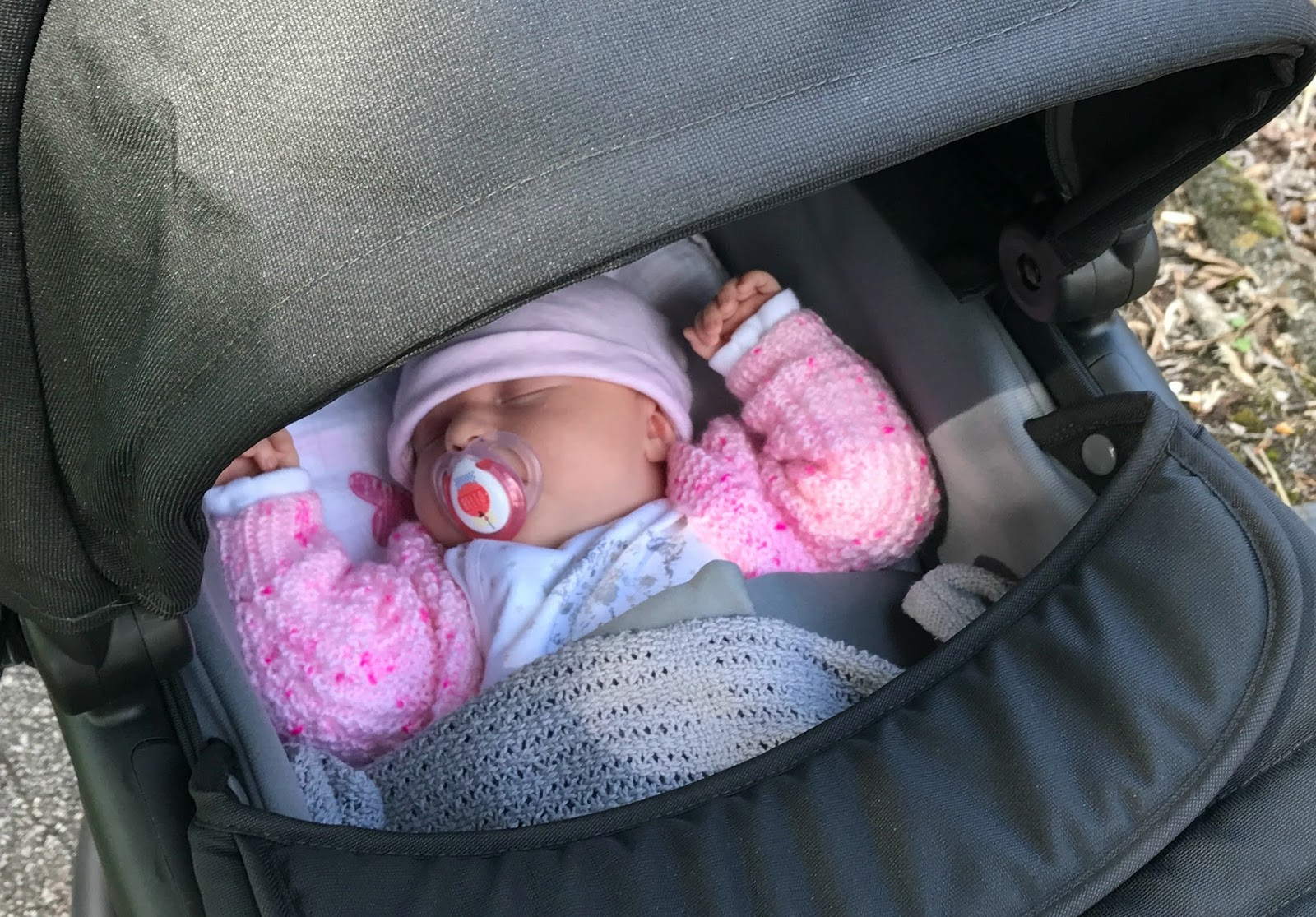 Britax Affinity 2 Carrycot Review Raising Emily