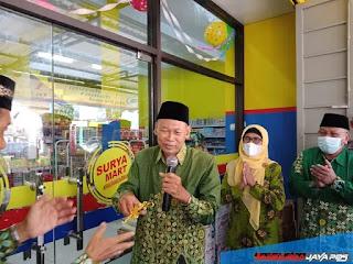 Suryamart PCM Kalinyamatan Resmi Dibuka Diluncurkan Oleh Ketua PDM Jepara