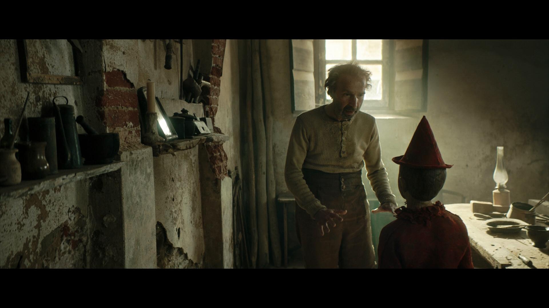 Pinocho (2019) 1080p BRRip Latino