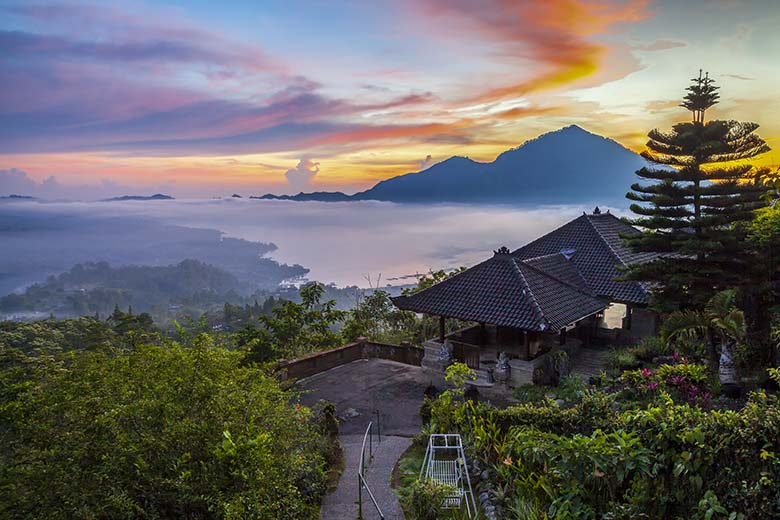 Penelokan Kintamani, Indonesia