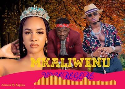 DiamondPlatnumz X Tanasha X Mkaliwenu-VIGEREGERE