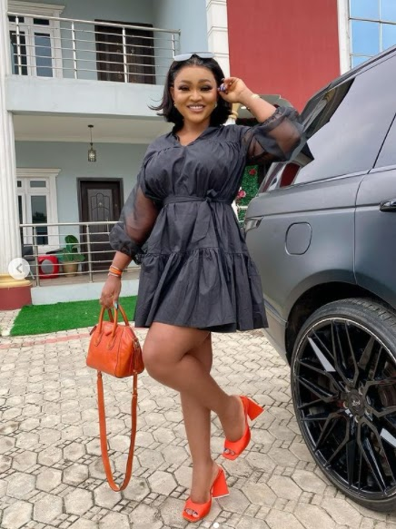 I Am Single And Not Searching, Maybe ater - Actress Mercy Aigbe