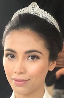 diamond art deco tiara pahang malaysia princess tengku iman