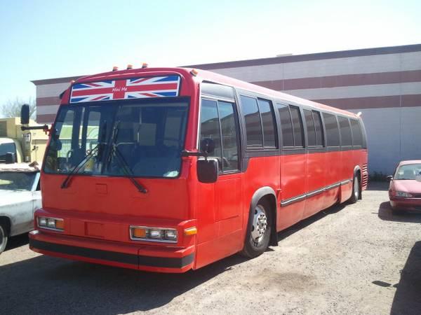 1997 RTS Bus
