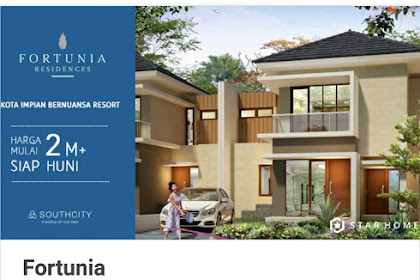 Fortunia Residence at Southcity,Pondok Cabe
