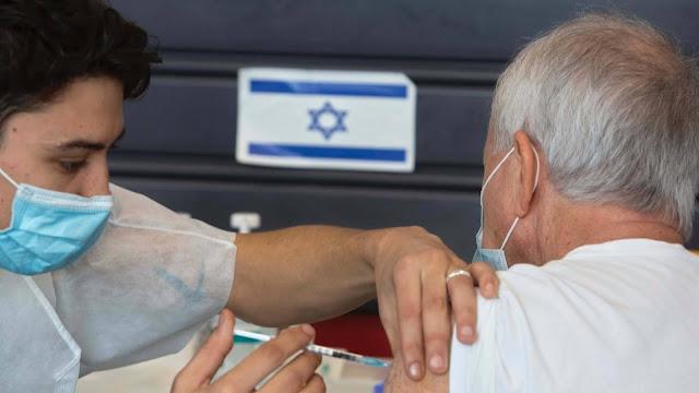 ערשטע רעזולטאטן פון די וואקסינען אין ארץ ישראל זענען צופרידנשטעלנד