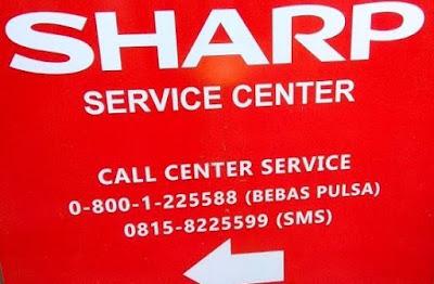 Service cebter resmi produk elektronik Surabaya
