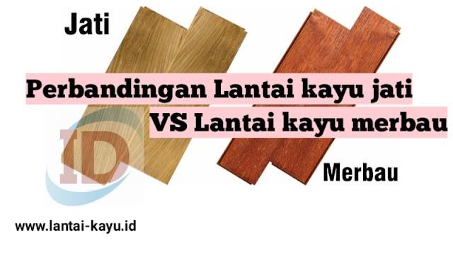 kayu merbau vs kayu jati