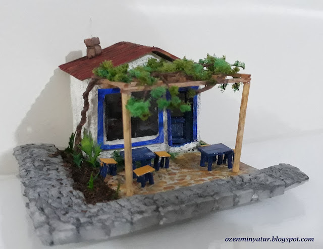 Miniature Tea House