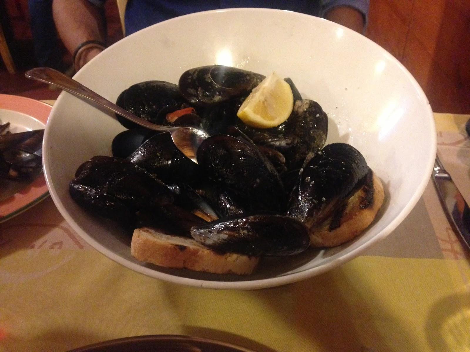 Mangiare del buon pesce a Firenze? L\'Acqua Cheta a Bagno a Ripoli ...